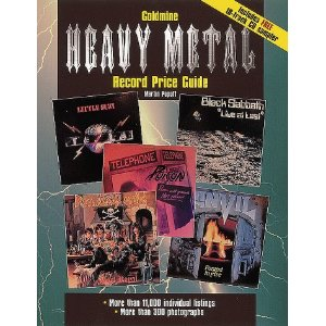 80 S Heavy Metal Vinyl Price Guide Price List For Heavy
