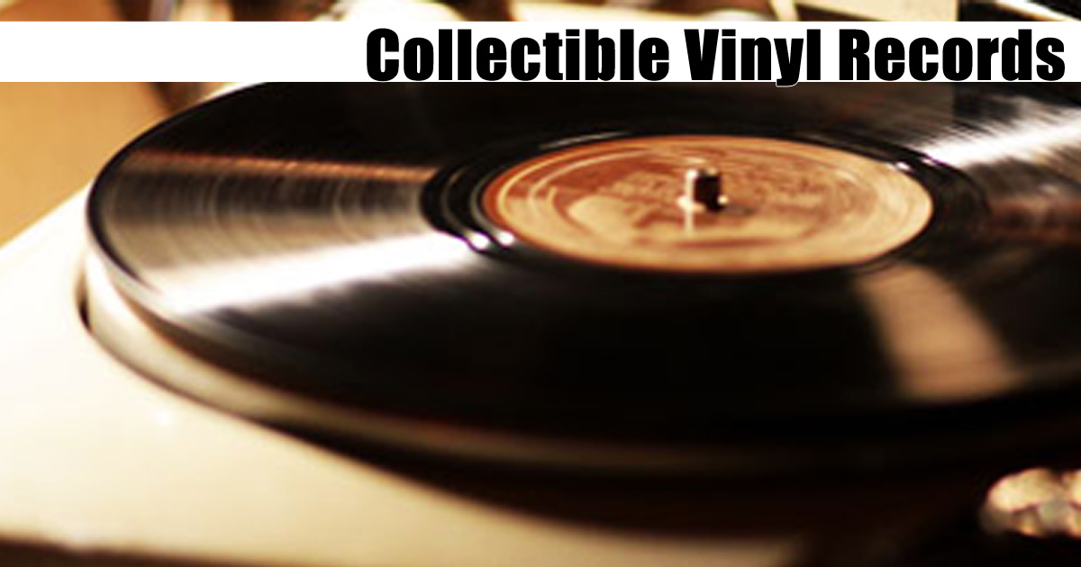 Collectible Vinyl Records for Sale - Rare LPs and 45s ...