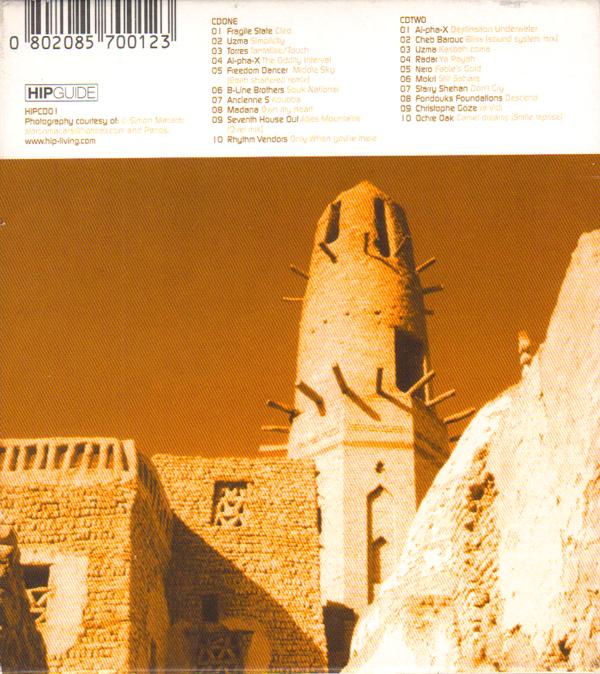 Marrakesh Hip Guide CD
